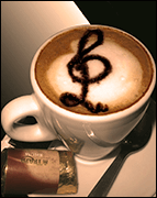 Meet other guitarists for a coffee!