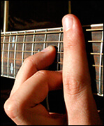 Take a chord-based guitar solo
