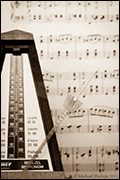 A metronome is mandatory for guitar practice!