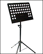 guitar practice music stand