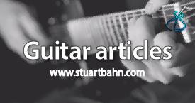 Guitar articles