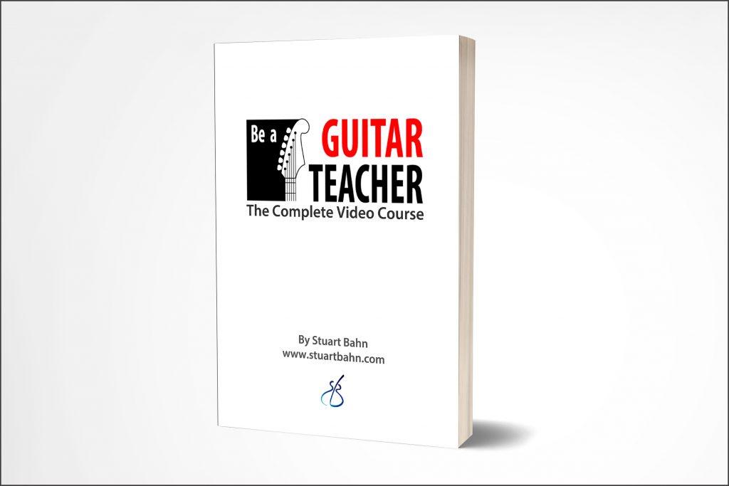 Be A Guitar Teacher Course