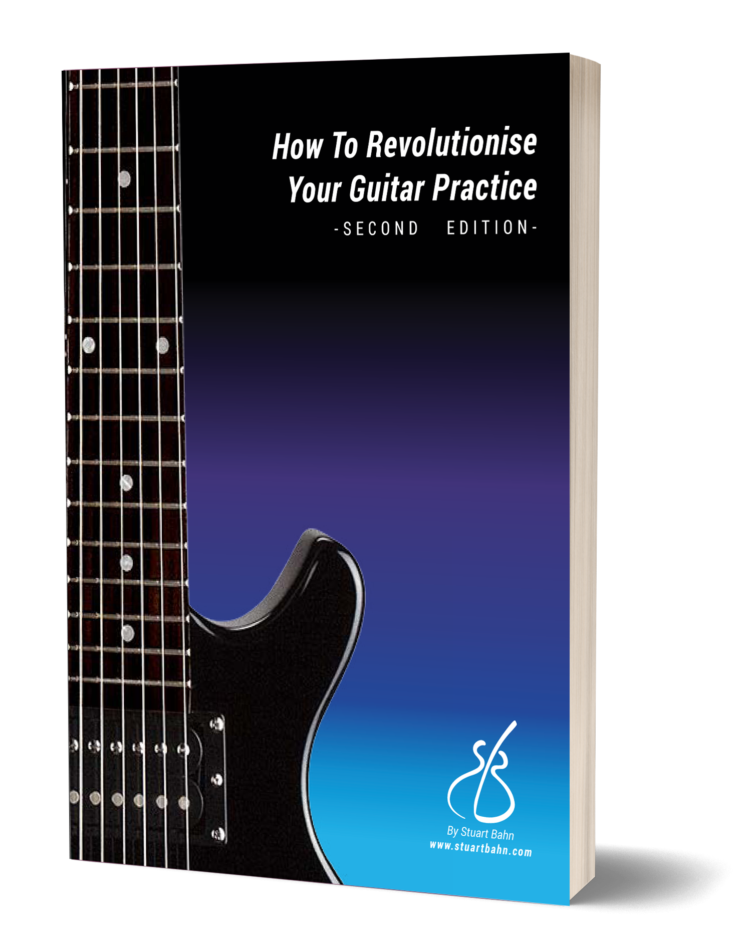 Guitar practice ebook