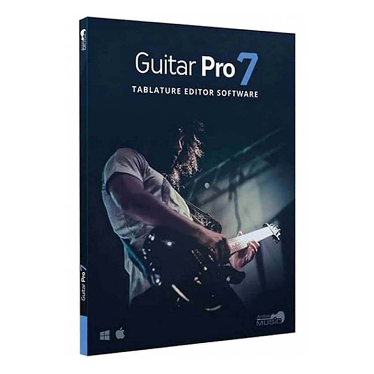 Guitar Pro: a tablature editor, a score player, and a backing band all in one